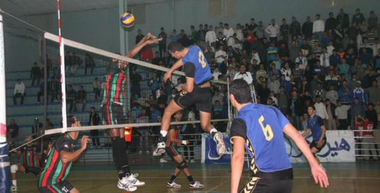 Volley-ball : Safi abritera les finales de la Coupe du Trône