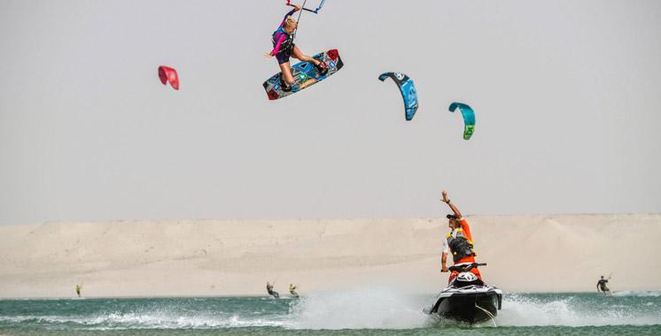 Kitesurf: La deuxième édition du Dakhla Downwind du 14 au 21 août