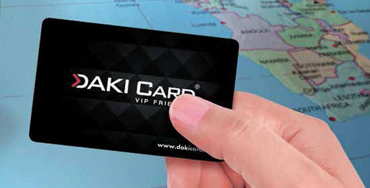 Une nouvelle solution: Dakicard pour réservations et achats… tout en un