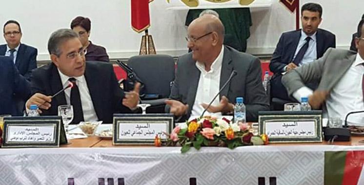 Laâyoune: L'urbanisme et la régionalisation avancée en débat
