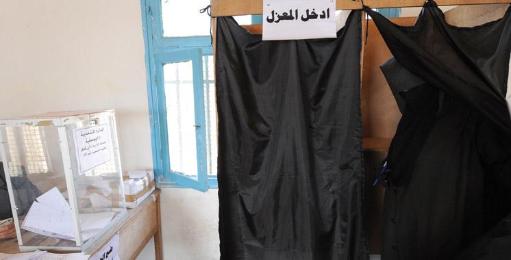 Election : La majorité pour des isoloirs transparents !