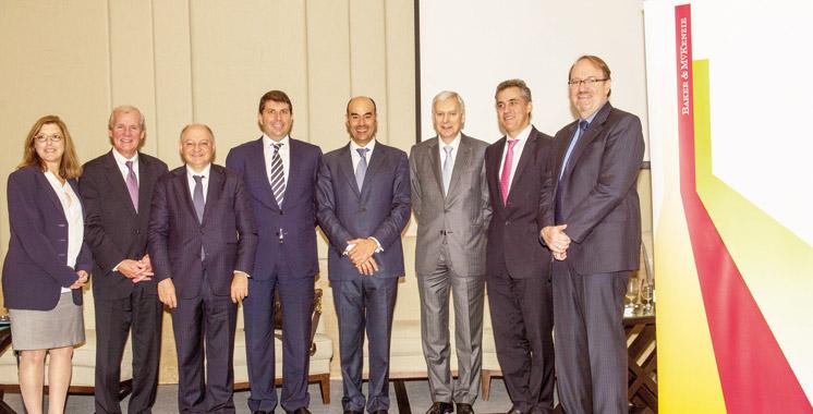 Marché énergétique : Barker & McKenzie débat des tendances mondiales