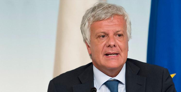 Selon le ministre italien, les déchets envoyés vers le Maroc «ne sont pas dangereux»