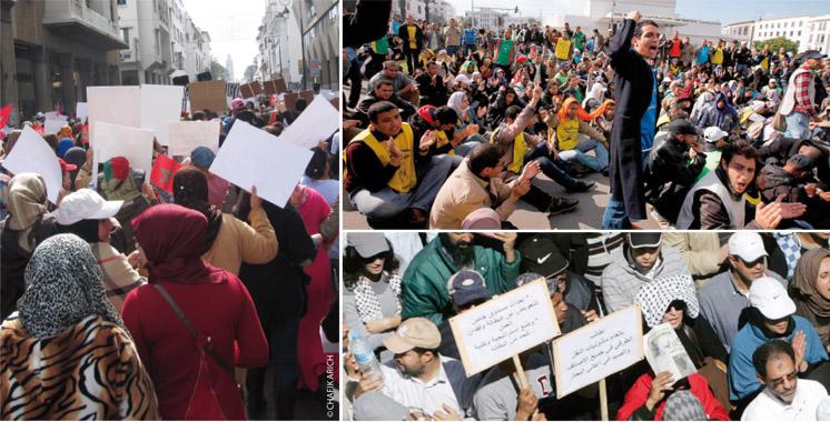 Un projet de loi devant le Conseil de gouvernement: Droit de grève, c'est mal parti !