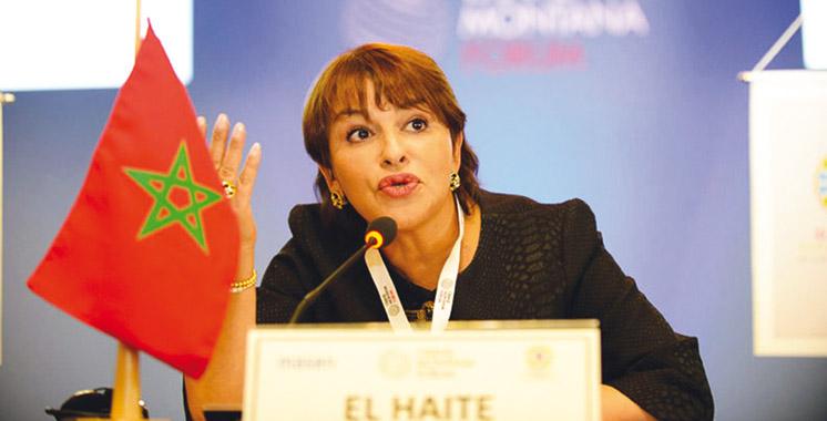 Hakima El Haité : «Je n'ai pas encore autorisé le déchargement de la cargaison»