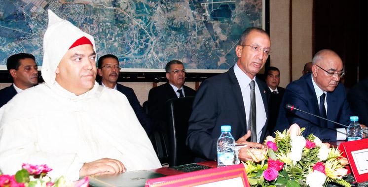 Rabat : Des partis politiques choisissent comme cible le Wali Laftit pour faire leur campagne électorale avant terme