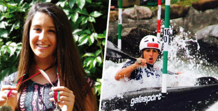 Canoë-Kayak aux JO de Rio: Le Maroc représenté par Hind Jamili