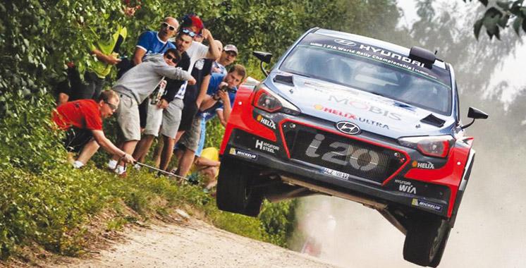 Championnat du monde des Rallyes: Hyundai se fraie une place de choix