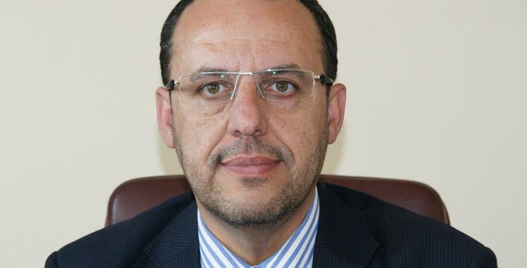 Badreddine Benameur, directeur de l'institut national des postes et télécommunications (INPT).