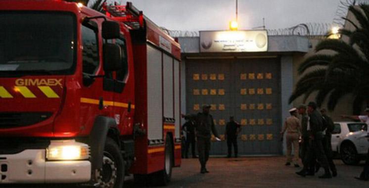 Incendie d'un centre de rééducation à Casablanca : neuf pensionnaires asphyxiés