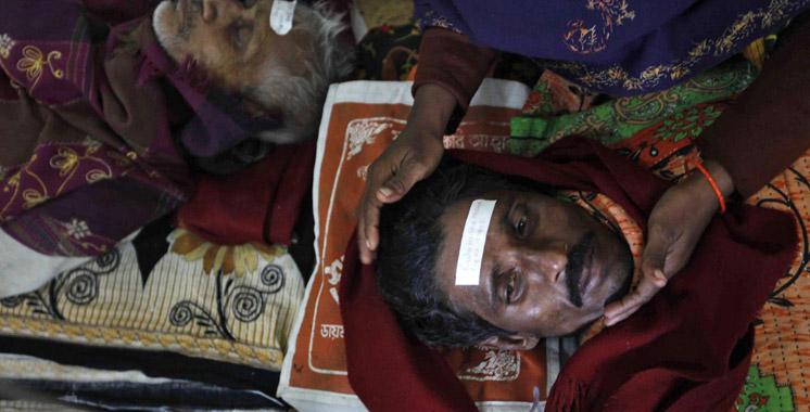 Inde: décès de 17 ouvriers après avoir bu de l'alcool frelaté