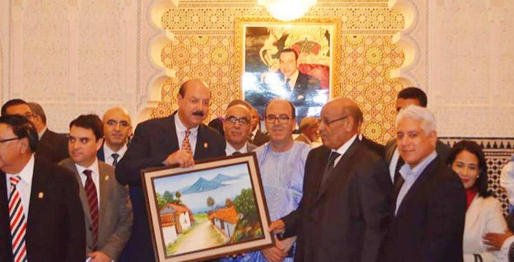 Laâyoune: Les parlementaires du Parlacen pour une solution pacifique au conflit du Sahara