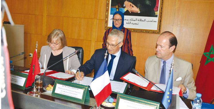 Coopération Maroc-France en matière d'enseignement supérieur: Les universités marocaines se mettent  aux formations en ligne «MOOC»