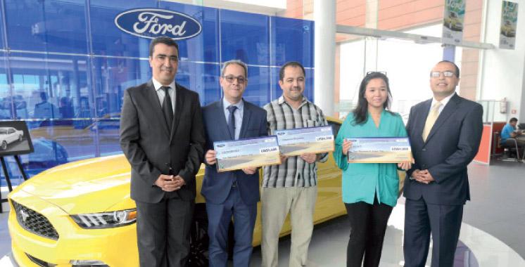 Le Ford Conservation & Environmental Grants: Ford octroie 120.000 dollars aux porteurs de projets