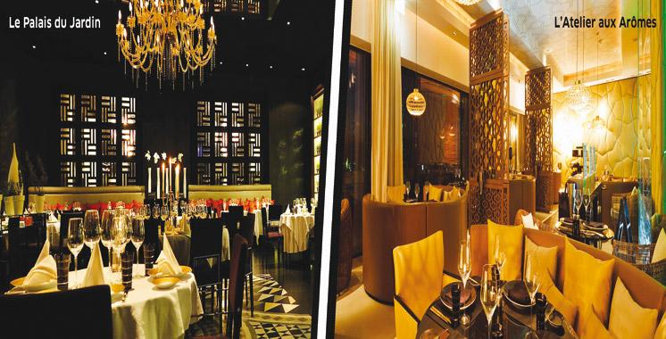 Worlds Luxury restaurant Awards: Deux restos marocains à l'honneur