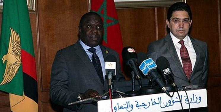 La Zambie retire sa reconnaissance de la «Rasd»: Un revers d'entrée pour Brahim Ghali