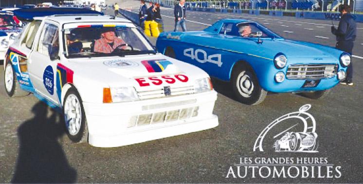 Les Grandes Heures Automobiles: Une rétrospective de renom