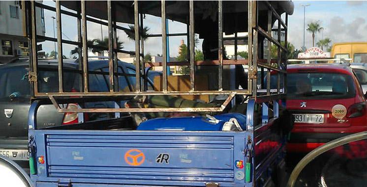 Sidi Bennour : Un duo kidnappe deux mineures à bord d'un triporteur