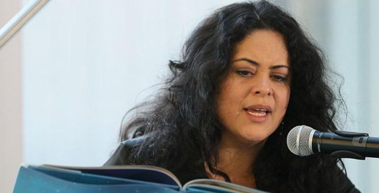 La sœur de Barack Obama  donne une conférence à l'Université  MohammedV de Rabat