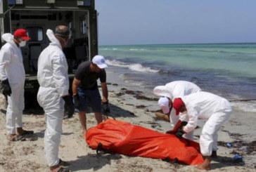 Libye: 87 dépouilles de migrants retrouvées sur une plage