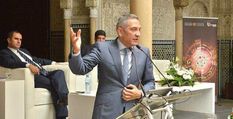 Moulay Hafid Elalamy à la rencontre des investisseurs de Casablanca-Settat
