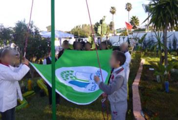 Pavillon Vert: 119 Éco-Écoles engagées