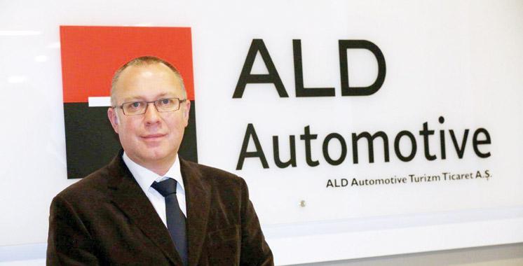 ALD Automotive: Un nouveau boss aux commandes