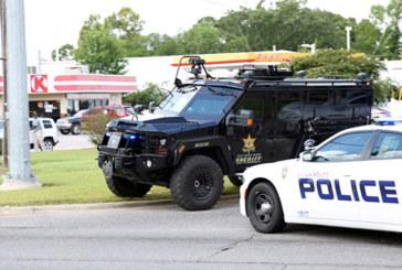 Fusillade de Baton Rouge: Le bilan s'élève à trois morts et quatre blessés