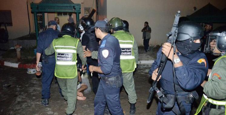 Tentative d'évasion du centre de rééducation d'Aïn Sebaâ: 16 détenus mis entre les mains du juge d'instruction