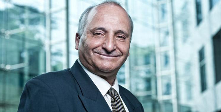Rachid Yazami, chevalier de la Légion d'honneur