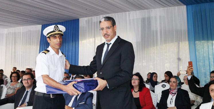 Une nouvelle fournée pour la marine marchande: L'ISEM fête sa 38ème promo