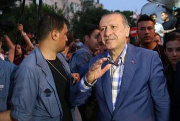 Turquie : Le président Erdogan promet «d'épurer» les institutions de l'Etat