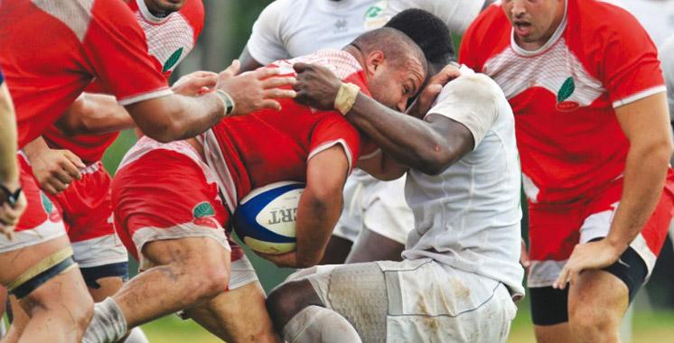 Coupe d afrique de rugby le maroc s offre l le maurice en ouverture aujourd 39 hui le maroc - Coupe d afrique des clubs ...