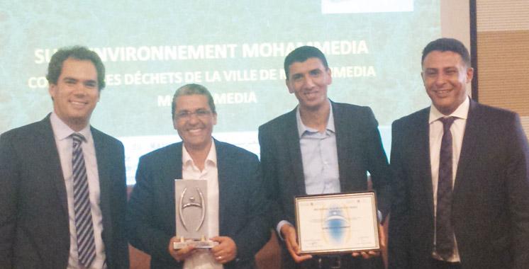 Suez décroche le Prix national de la sécurité  au travail