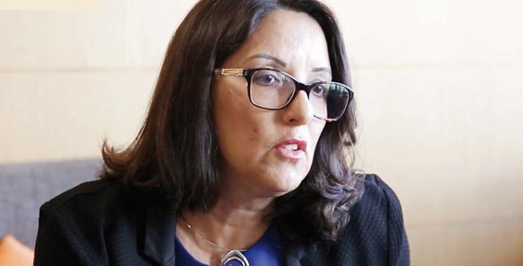 Saloua Karki-Belkeziz: «Il faut rester vigilant quant à la mise en oeuvre de la stratégie Maroc Digital 2020»
