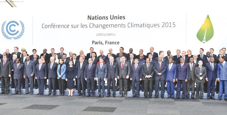 Environnement et changements climatiques: Un engagement royal