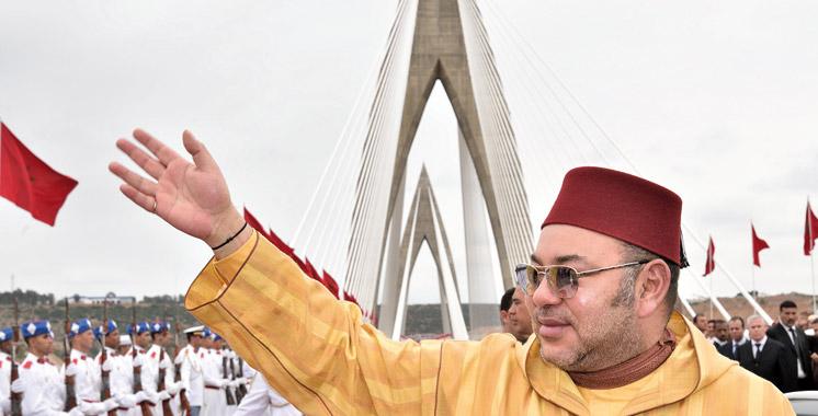 Pont à haubans Mohammed VI : un joyau architectural