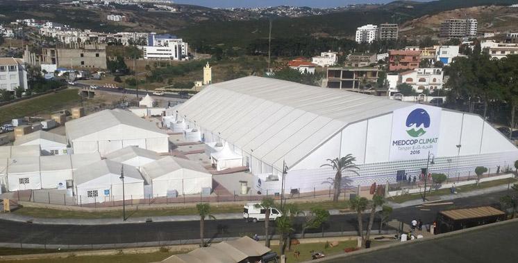 MedCop Climat Tanger: Les programmes de la Fondation  Mohammed VI mis en avant