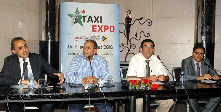 Salon Taxi Expo: Une première édition au parfum du renouveau