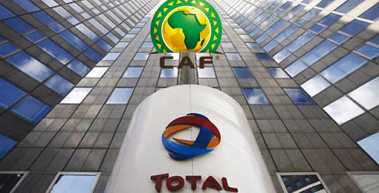 Sponsoring: La CAF carbure avec Total