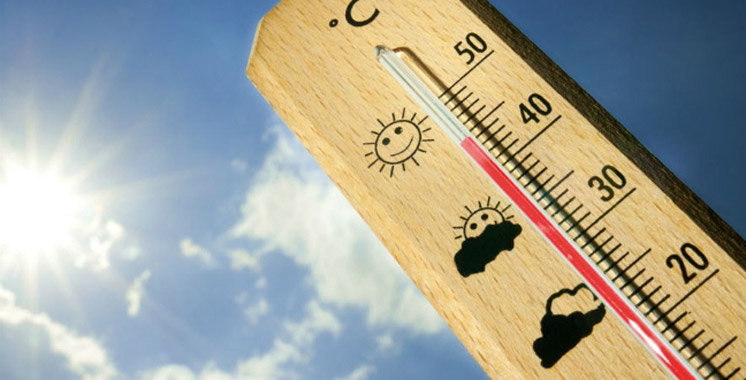 Canicule: Le mercure atteindra les 45 degrés d'ici mardi