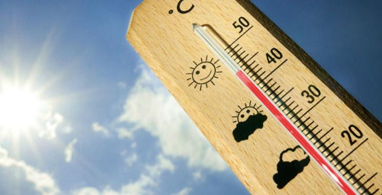 Alerte météo : Vague de chaleur avec chergui à partir de ce mardi