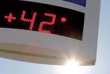 Week-end caniculaire au Maroc : Les températures atteindront les 45 degrés !