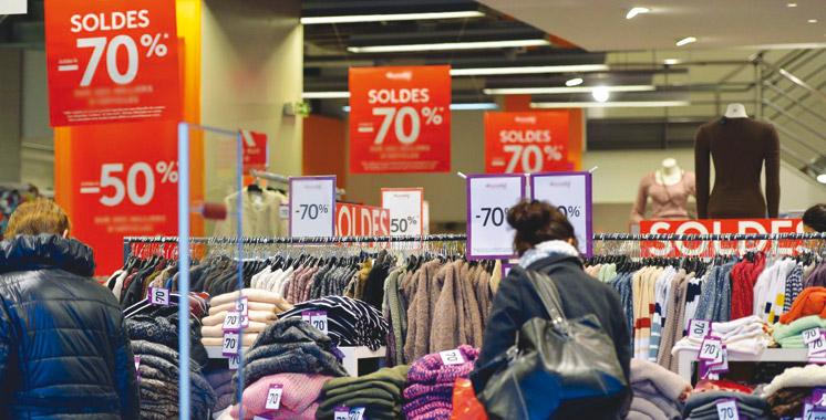 Soldes: Les magasins face à l'absence de réglementation