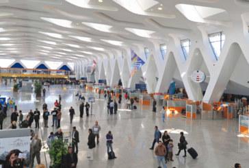 Aéroport de Marrakech-Ménara : Hausse de près de 11 % du nombre de passagers