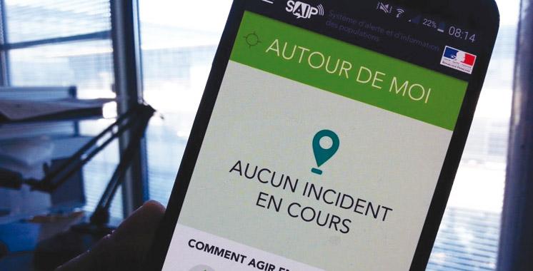 Attentat de Nice: L'application SAIP n'a pas été  au rendez-vous