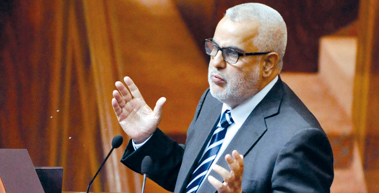 Parlement: Abdelilah Benkirane présente sa démission
