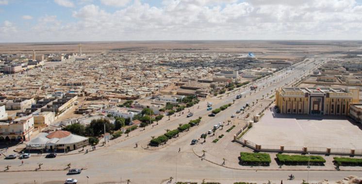 Boujdour: 145 vendeurs ambulants sortis de l'informel