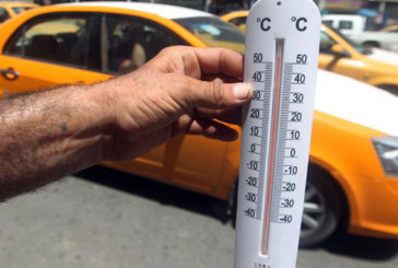 L'année 2017 a été l'une des trois les plus chaudes jamais enregistrées
