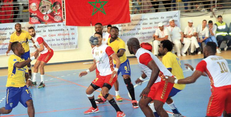 Handball: Le joli doublé de Widad Smara